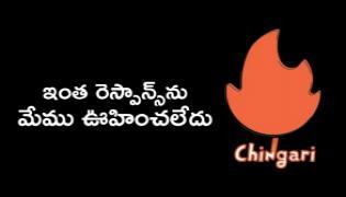 Chingari promises app improvements soon - Sakshi
