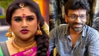 Actress Vanitha Vijay Kumar React on Third Marriage Controversy - Sakshi