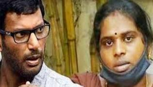 Accountant Ramya Sentational Comments on Hero Vishal Tamil nadu - Sakshi