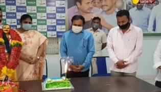 Mangalagiri YSRCP MLA Alla Ramakrishna Reddy on Dr.YSR 71st Birth Anniversary