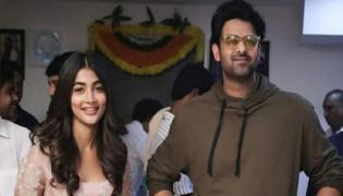 Prabhas-Pooja Hegde is Next Film first look release on 10 july 2020 - Sakshi
