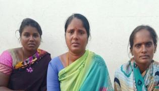 Three Women Used Sarees Save Men From Drowning In Dam Tamil Nadu - Sakshi