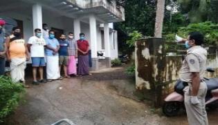Police Salute To Volunteers Help In Kerala Flight Accident Victims  - Sakshi