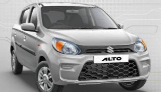 Maruti Suzuki Alto crosses 40 lakh cumulative sales - Sakshi