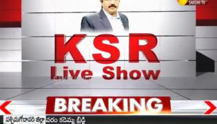 KSR Live Show On 17th August 2020