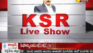 KSR Live Show On 25th August 2020