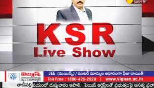 KSR Live Show On 3rd August 2020