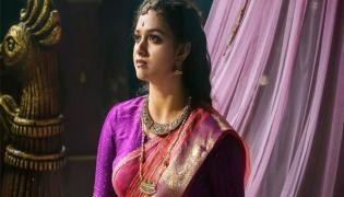 Keerthy Suresh in Sridevi Hit Movie Sequel - Sakshi