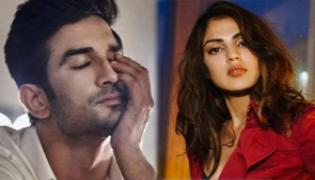 What Rhea Chakraborty Says CBI Names Her Name In Sushant Rajput Case - Sakshi