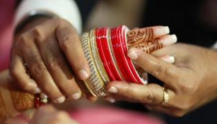 Forced Marriage Bride Commits Suicide in Hyderabad - Sakshi