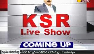 KSR Live Show On 1st September 2020
