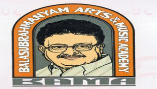 Balasubrahmanyam Academy of Arts and Music With admiration for SP Balu - Sakshi
