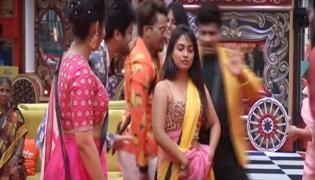 Bigg Boss 4 Telugu: Nagarjuna Fun Challange To Housemates - Sakshi
