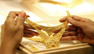 Gold Price Back Above Rs 50000 Mark - Sakshi