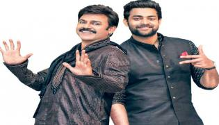 Victory Venkatesh And Varun Tej Doing F3 Movie - Sakshi