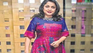 Ramya Krishna May Act As Sister Role For Megastar Chiranjeevi In Lusifer Remake Movie - Sakshi
