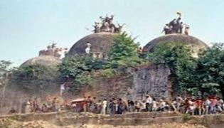 Babri Masjid Demolition Case Verdict Will Pronounce Today - Sakshi