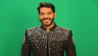 Bigg Boss 4 Telugu: Noel Sean As 13 Contestant - Sakshi