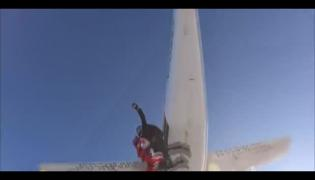 Grandmother Skydiving Video Gone Viral