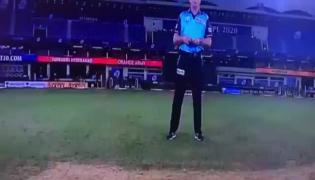 Umpire Paul Reiffel Changes His Decision In IPL 2020