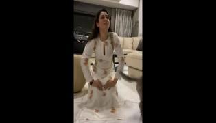 Tamannaah Shares Homecoming Instagram Video