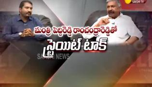 Straight Talk With AP Minister Peddireddy Ramachandra Reddy