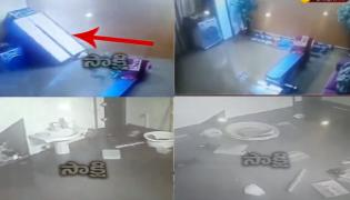 Horrible Flood Situation At Chandrayangutta Baba Nagar - Sakshi