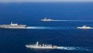 Australia Will Participate In Malabar Naval Exercise - Sakshi