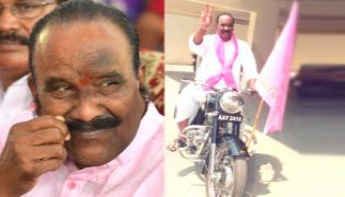 Nayani Narsimha Reddy Special Story On Bullet Bike In Hyderabad - Sakshi
