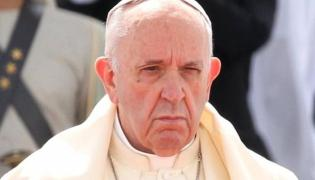 Catholic Priest Pope Francis Sensational Comments - Sakshi