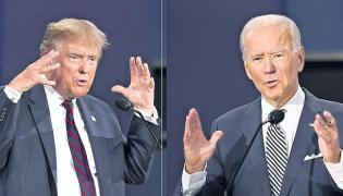 Nancharaya Article On US Presidential Election - Sakshi