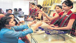 Gold Sales increase 65 percent up - Sakshi