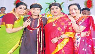 Annapurnamma Gari Manavadu Movie release date announced - Sakshi
