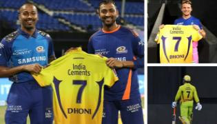 MS Dhoni Retiring From IPL Too Speculation Grows Among Fans - Sakshi