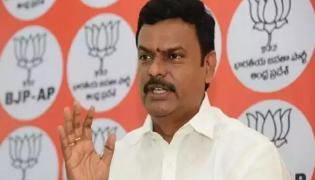 BJP MLC Madhav Condem Rumors On Polavaram Project Corruption - Sakshi