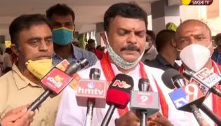 BJP MLC Madhav Speaks About On Polavaram Project Corruption