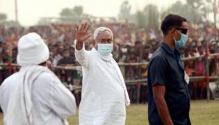 Prohibistion Will Hurts Nithish EC Prospects - Sakshi
