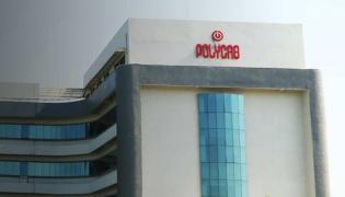 Polycab India- Aurobindo pharma zooms - Sakshi