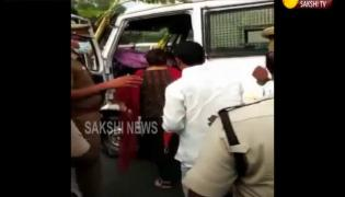 Kushboo Sundar arrested as BJP-VCK face-off