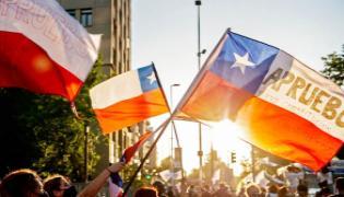Editorial On Chile Constitution Referendum - Sakshi