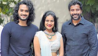Honey Trap Telugu Movie Launch - Sakshi