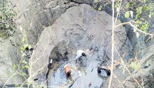 Warangal Jeep Accident: One Body Found In Well At Gavicherla - Sakshi