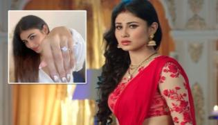 Is Mouni Roy Engaged? Instagram Sparked With This Question - Sakshi