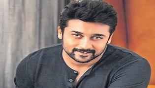 Surya Talking About Aakasam Nee Haddura Movie - Sakshi
