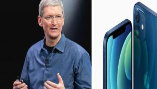 Apple saw record sales in India in September quarter: Tim Cook - Sakshi