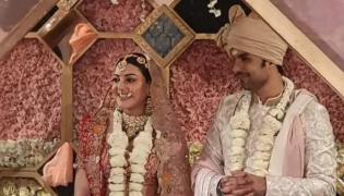 Kajal Aggarwal Married Gautam Kitchlu in Mumbai - Sakshi