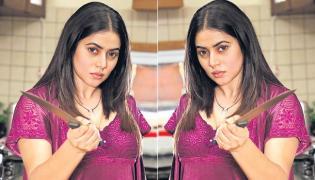 Actress Poorna New Movie Back Door - Sakshi