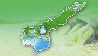 Yellow Media Fake Articles On Irrigation Projects Works In AP - Sakshi
