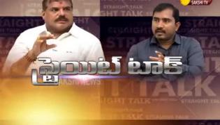 Straight Talk With Minister Botsa Satyanarayana