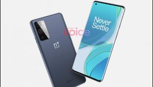 Here Is Our First Look At The OnePlus 9 Pro - Sakshi